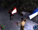 Star Wars Jedi Knight II - Jedi Outcast  Lightsaber duels