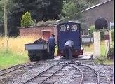 Bala Lake narrow gauge Railway Wales 2009