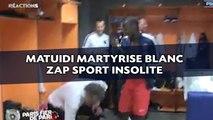 Matuidi séquestre Blanc, Liverpool amuse Balotelli... Zap sport insolite