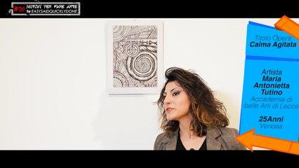 26 MOTIVI PER FARE ARTE - Maria Antonietta Tutino