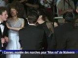 """Cannes: la France entre en compétition avec """"Mon roi"""" de Maïwenn"""