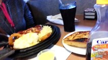 Dennys With Family