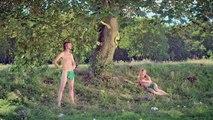 Mad & Woman pour LU Harmony - «Pas d'abeilles, pas de pommes» - mai 2015 - Adam et Eve sans la pomme