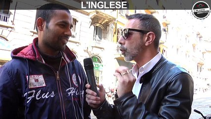 Le Interviste Imbruttite - EXPO #1 - L'inglese