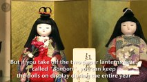 Japanese Dolls shop Promotion