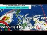 Bagong namumuong bagyo, namataan malapit sa Mindanao