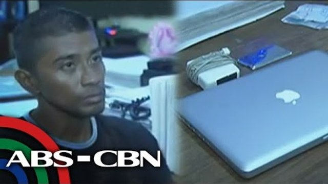 Man steals laptop, iPod at ABS-CBN bldg