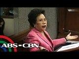 Miriam: May pork barrel sa 2015 budget