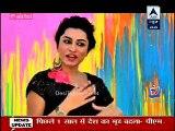 Saas Bahu Aur Saazish SBS [ABP News] 18th May 2015 Video pt3
