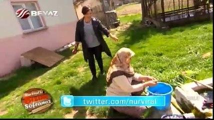 Nur Viral ile Bizim Soframız 18.05.2015 Bolu
