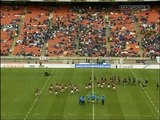 New Zealand 'Black Ferns' haka — 2006 women's World Cup — The Final