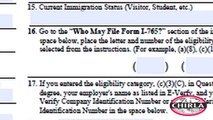 FAQ regarding Deferred Action (DACA) - Forms I-765 and I-765-WS with attorney Jessica Dominguez