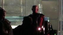 Suicide Squad Filming (Will Smith, Margot Robbie, Scott Eastwood, Joel Kinnaman) 2