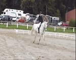 Poney ♠ 14/10/12 - Concours à Mulhouse (Dressage)