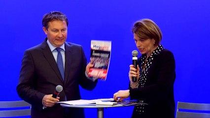Point presse d'Isabelle Le Callennec et Sébastien Huyghe - 18 mai 2015