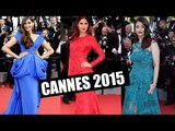 Cannes 2015   Which Bollywood Diva Stunned At The Red Carpet