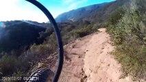 Mountain Biking Five Oaks Trail, Aliso Woods