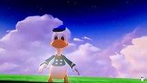 Donald Duck Costume Disc-Three Muskateers-Disney Infinity 2.0