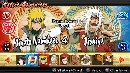 Naruto Shippuden: Ultimate Ninja Impact Resource | Learn About