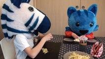 La fête des parents sans Kangourou Kids vs avec Kangourou Kids