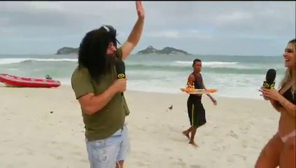 Mendigo & Mendigata nas praias do Rio