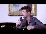 Robin Thicke - Interview! OFIVE