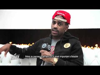 Big Sean - Interview! OFIVE