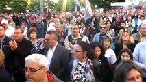 Бойко Борисов се среща със симпатизанти в Бургас