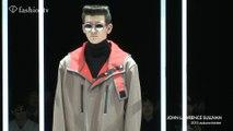 JOHN LAWRENCE SULLIVAN(ジョン ローレンス サリバン) Autumn/Winter 2015-16 Deisinger Interview | Fashion Week TOKYO | FashionTV Japan