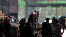 Suicide Squad Filming (Will Smith, Margot Robbie, Scott East
