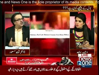 Live With Dr. Shahid Masood - 18th May 2015