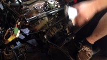 How to adjust Suzuki Ozark 250 ATV Valves