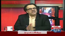 I have received serious life threats :- Dr.Shahid Masood announces his dying declaration