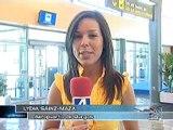 Inauguración Aeropuerto de Burgos - Canal 4 Burgos