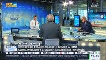 Le Club de la Bourse: Franck Dixmier, Christian Cambier et Vincent Ganne - 18/05