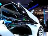 Saab Aero X Concept - 2007 Detroit Auto Show
