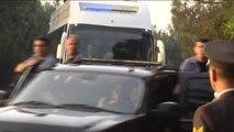 Cumhurbaşkanı Erdoğan, Samsun Garnizon Komutanlığı'nı Ziyaret Etti