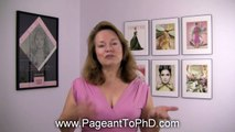 Pageant Questions, Pageant Interview Questions