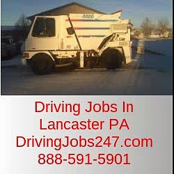 Driving Jobs In Lancaster PA | DrivingJobs247.com | 888-591-590