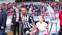 MATCH NANCY SCO MAI 2015 - Football : rediffusion du match Nancy - Angers SCO du 15 mai 2015