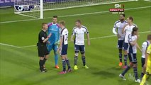 Cesc Fabregas Red Card | West Bromwich Albion - Chelsea 18.05.2015 HD