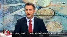 Latvijas Banka litus pret eiro mainīs līdz 28.februārim