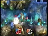Super Smash Bros. Brawl - Lucario vs. Pokemon Trainer