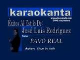 Jose Luis Rodriguez El Puma   06 Jose Luis Rodriguez Pavo Real