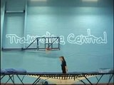 Trampoline Central  -  Straddle Jump Demo