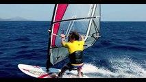 Windsurfing- How to Forward Loop (spin Loop)