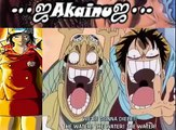 One Piece Nami,Luffy And Ussop Funny!
