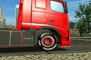 VOLVO FH 660 by LUCKY [ Euro Truck Simulator ]