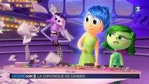 """""""Vice Versa"""", le nouveau Pixar présenté à Cannes"""