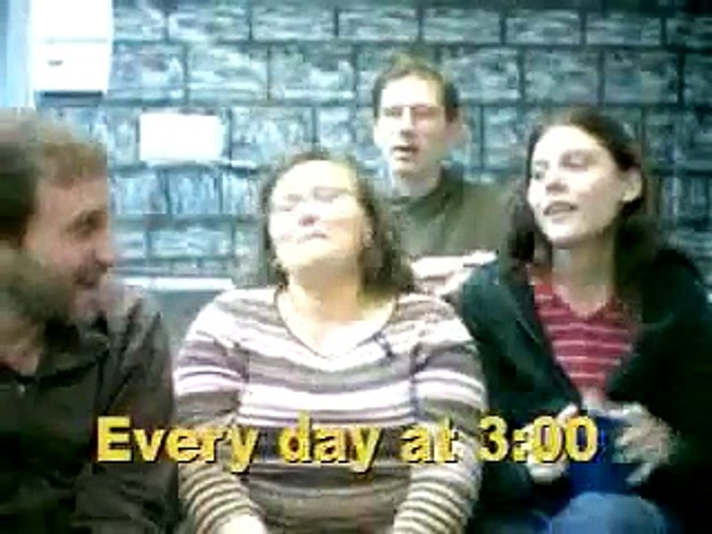 The Daily Vlog, 12/21/2006: The Blizzard of 2006